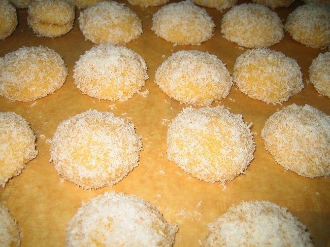 Mijn Keuken: Kokos Koekjes Heerlijk!