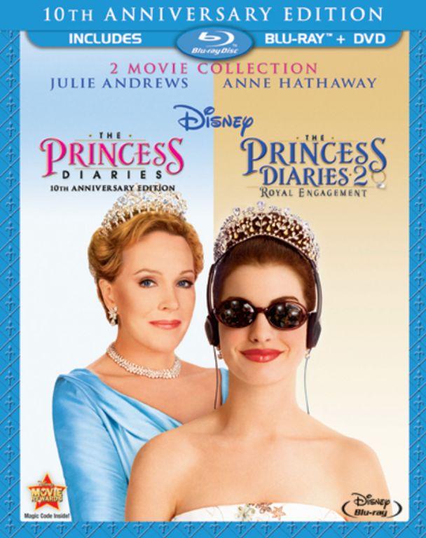 Princess Diaries giveaway!