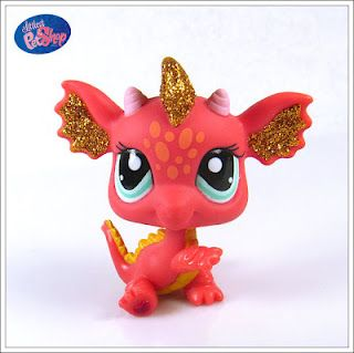 This Littlest Pet Shop is so cute! The Chinese New Year Pet