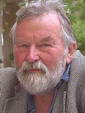 John Fowles (1926-2005).  I love this wonderful writer.