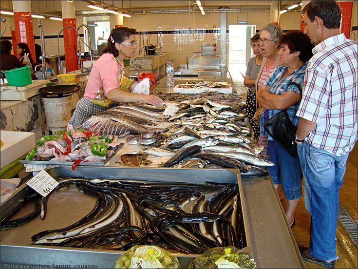 Mercado da Costa Nova - Costa Nova, Aveiro, Portugal