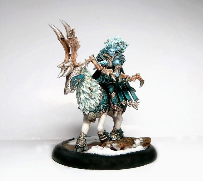 Legion of Everblight solo