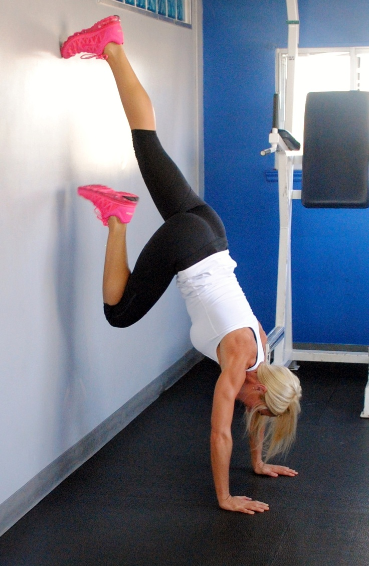 17 Best Images About Wall Exercises On Pinterest Knee