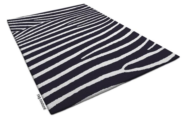zebra rug - 445877 | hand tufted luxury wool rug by the bespoke rug company