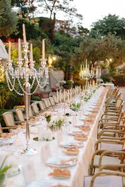 Lavish table: http://www.stylemepretty.com/destination-weddings/2015/04/17/lavish-sicilian-destination-wedding/ | Photography: French Grey - http://frenchgreyphotography.com/