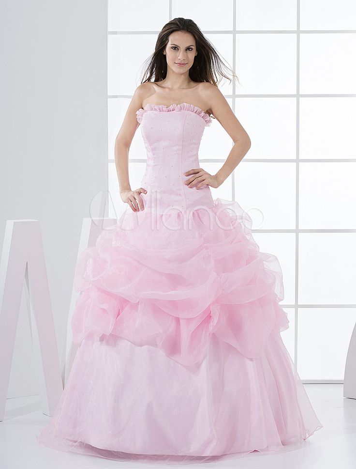 13 best Quinceanera Dresses images on Pinterest   Quinceanera ...