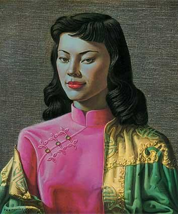 Vladimir Tretchikoff | have only seen his prints