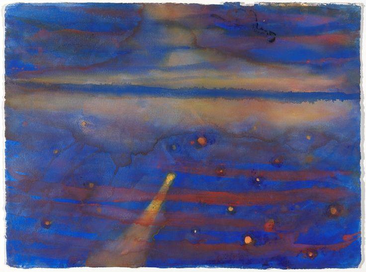 1997. Akvarell på papir. ©Widerberg, Frans/BONO