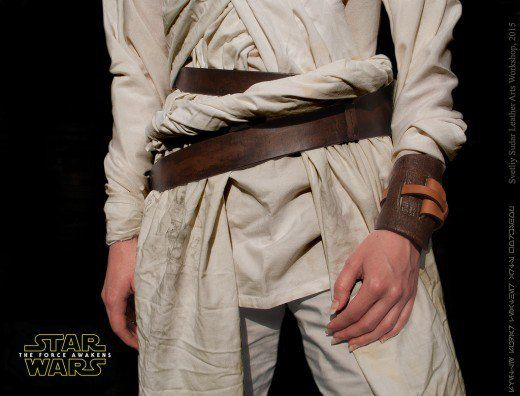 Make Your Own Star Wars Rey Costume -DIY Halloween Costume Ideas - Homemade How To Ideas