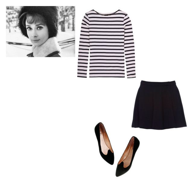 """""""Sans titre #87"""" by delicatesse-cherie ❤ liked on Polyvore featuring Miu Miu, Madewell and Joseph"""