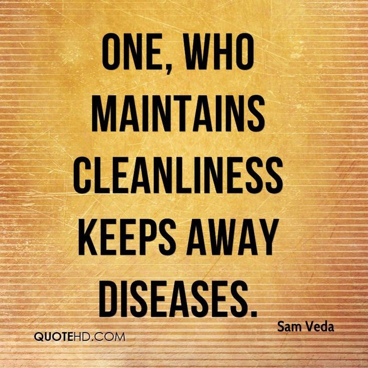 Image result for cleanliness quotes