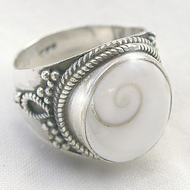 """""""Shiva"""" Ring from Cahoia"""