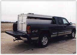 Alum-Line Pickup Toppers, Poppers & Trailers | Show Stopper Equipment