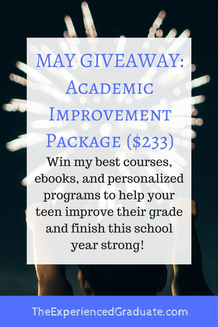1608 best giveaways contests sweepstakes images on pinterest may giveaway academic improvement package it is already may and most of us are fandeluxe Choice Image