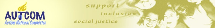 AutCom is dedicated to social justice for individuals affected by autism.