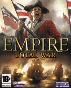 Empire: Total War box art