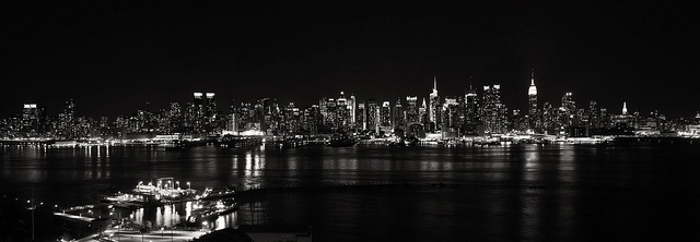 New York City - Manhattan Skyline from Hamilton Park 02 | Flickr – Condivisione di foto!