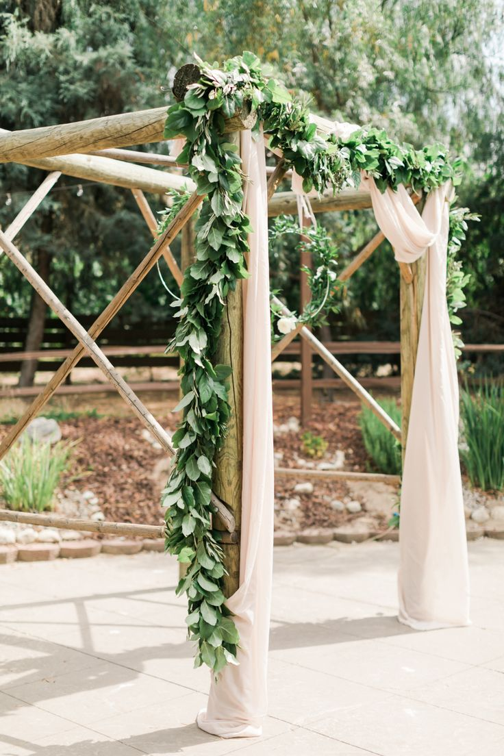 Savannah Soutas and Cole LaBrant share a look into their Temecula, California wedding designed with a boho-rustic vibe.