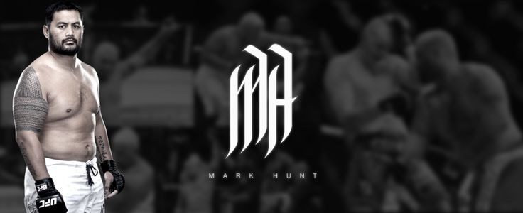 Brand & Identity design for UFC fighter Mark Hunt. View the full project at www.ruffhausdesign.co.nz