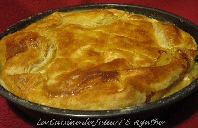 tourte poulet jamie oliver 1w