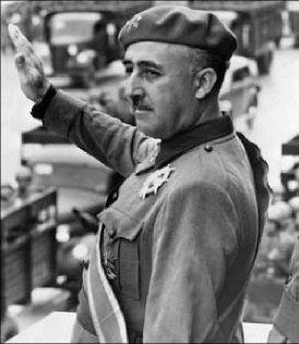 Dipity sobre la evolución económica y social de la dictadura franquista.
