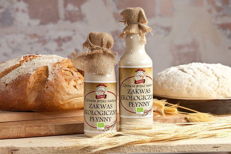 Ekologiczne zakwasy do samodzielnego wypieku chleba :D