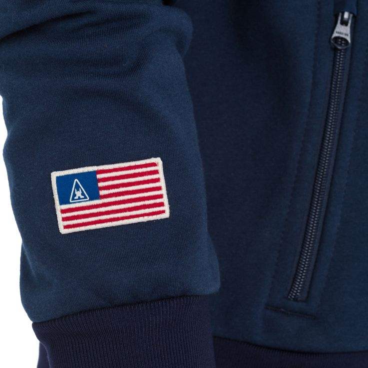 Fleece Jacket Mariner