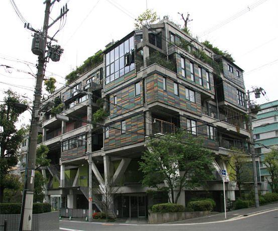 NEXT21 Experimental Housing, 1993, Osaka - Google Search