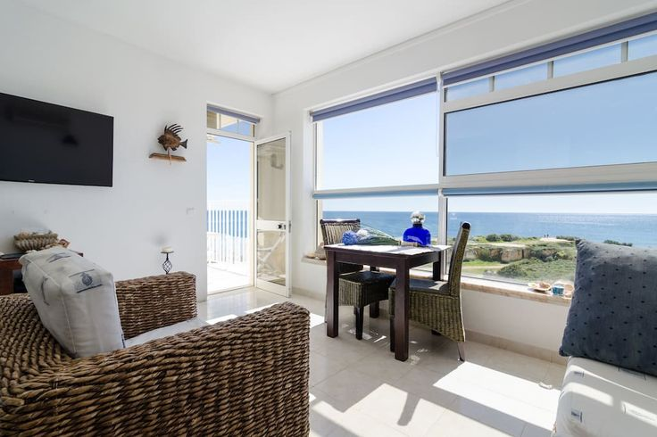 "Apartment in Armação de Pêra, Portugal.     The Algarve SeaView ""Fish House"", born after the great success of the first apartments of the host, The LisbonSweethome 1, 2, 3, 4, 5 and 6 (you can see the reviews from the previous guests in my profile).     The Fish House is a unique apartm..."