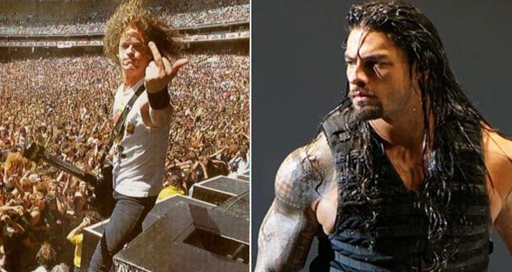 ¡¡Qué!!! ¿Robert Trujillo deja a Metallica? ¡Noooooooooooooo! De verdad sentimos mucho informar esto, para todos los fanáticos de Metallica que le han agarrado cariño a este peculiar personaje es muy desalentador, sobre todo cuando la banda prometió lanzar un disco este año, pero bueno… ahora lo divertido del asunto es que el bajista se va a enfocar en su carrera como un wrestler de lucha libre que ha tenido un rápido crecimiento, todo esto según la revista especializada Metal Nation.