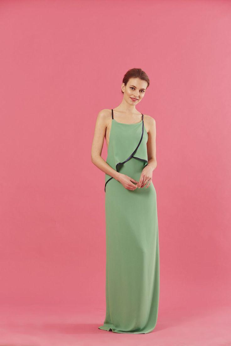 71 best Vestido boda images on Pinterest | Mujer, Zara estados ...