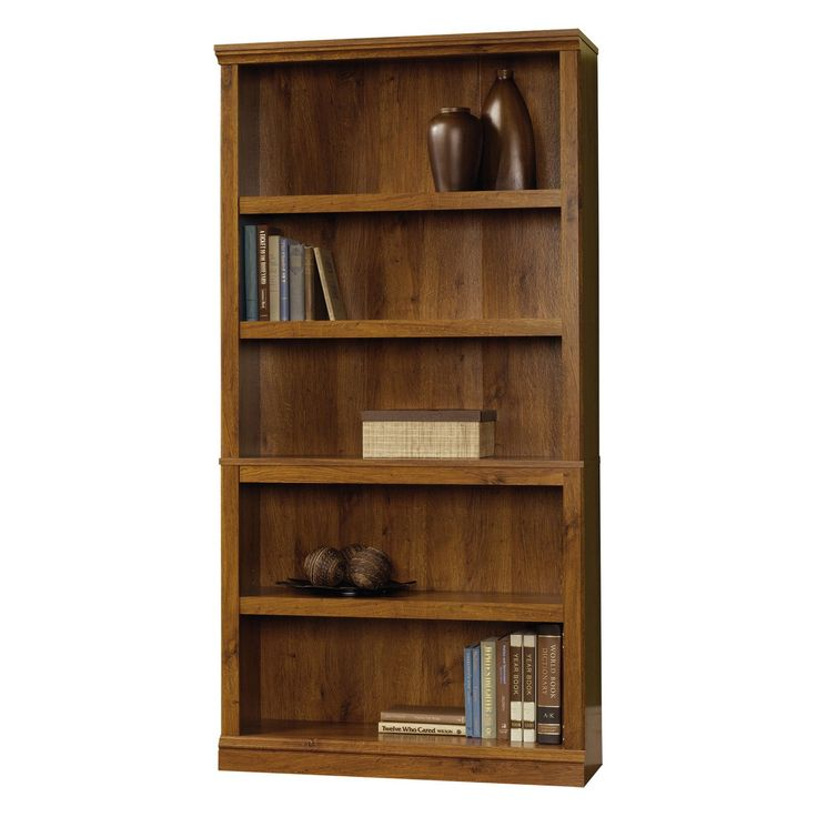 Sauder Bookcase Abbey Oak need this for