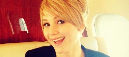 Jennifer Lawrence debuts new pixie cut, remains perfect