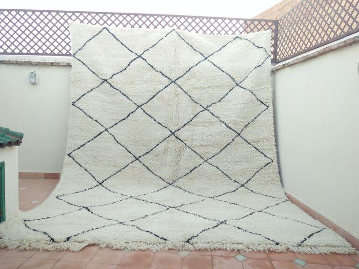 130 best images about tapis beni ouarain et d coration. Black Bedroom Furniture Sets. Home Design Ideas