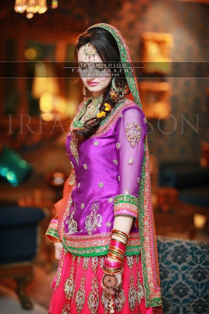 Bride inspiration - Pakistani dress   Irfan Ahson Wedding Photography