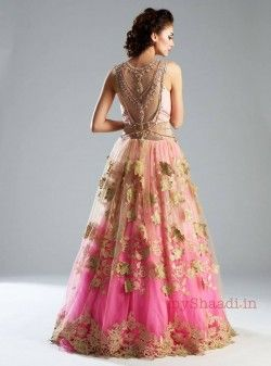 What a stunning dress.. loved it..!!
