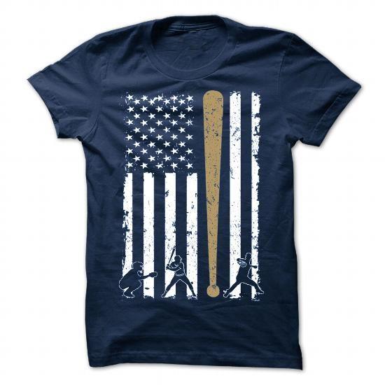 Baseball Flag tee shirts and hoodies. Shop Now! Tags: baseball t-shirt team…