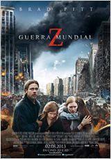 """""""Guerra mundial Z"""" dirigida por Marc Forster   Adaptación del libro de Max Brooks que narra cómo en medio de una gran guerra zombie, el mundo estuvo a punto de extingirse. La historia es contada a través de los testimonios recogidos por su protagonista (Brad Pitt, 'Seven'), un padre de familia. Las experiencias de los propios supervivientes , serán las historias paralelas que irá descubriendo mientras intenta encontrar una solución al problema para volver con su familia. CIENCIA FICCIÓN"""