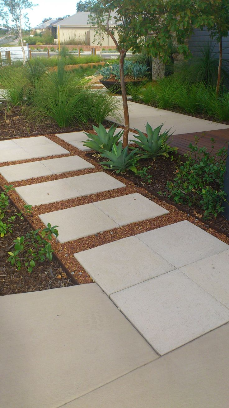 Access & Landscaping