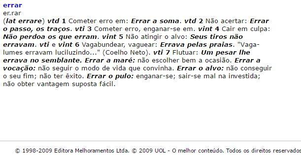 2016-06-08 20_23_44-errar_ Significado de _errar_ no Dicionário Português Online_ Moderno Dicionário