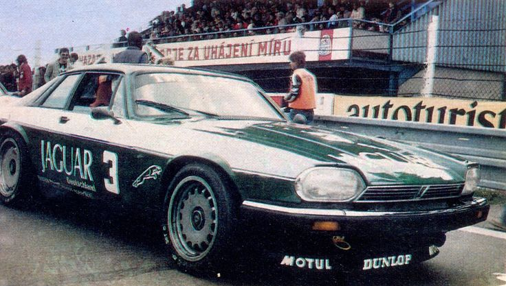 Jaguar XJS H-E