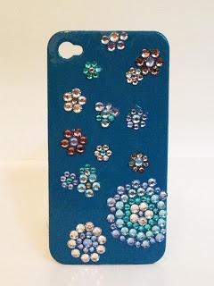 Carcasa FLORES Cristal Swarovski  martinsdesigns.bcn@gmail.com