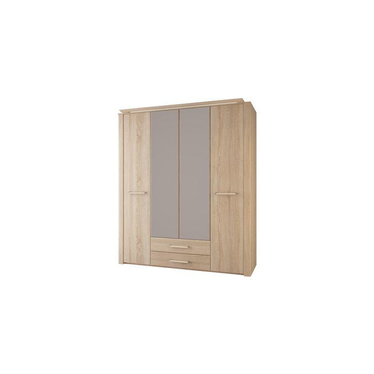 Шкаф 4-х дверный №4 МК-44 | Neva-fort