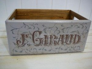 Bednička J.GIRAUD