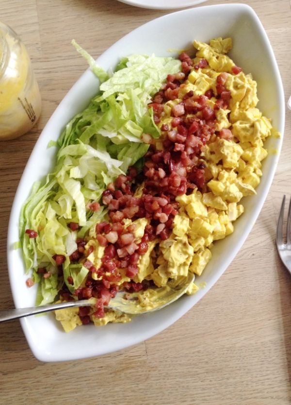 Bacon blir aldri lowfat, men på en lørdag er det lov. På en annen dag kan man velge og droppe bac...