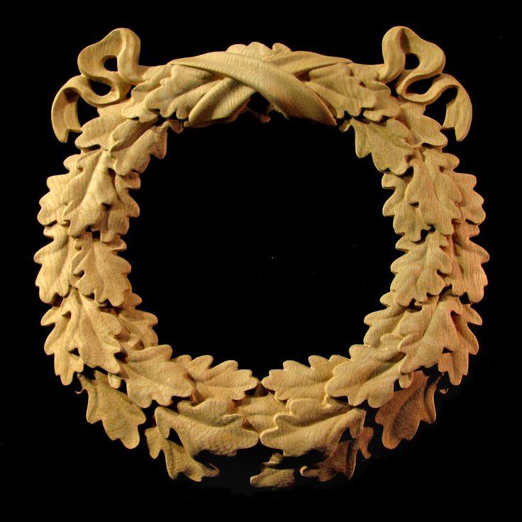 33 Best Carved Oak Leaf And Acorn Images On Pinterest