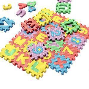 Mini Foam Jigsaw Puzzle – Baby Luno