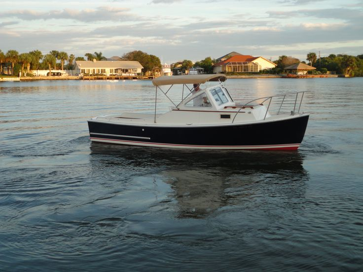 22 SISU refit project - Page 5 - Downeast Boat Forum | Lobster Boats | Pinterest | Boats and ...