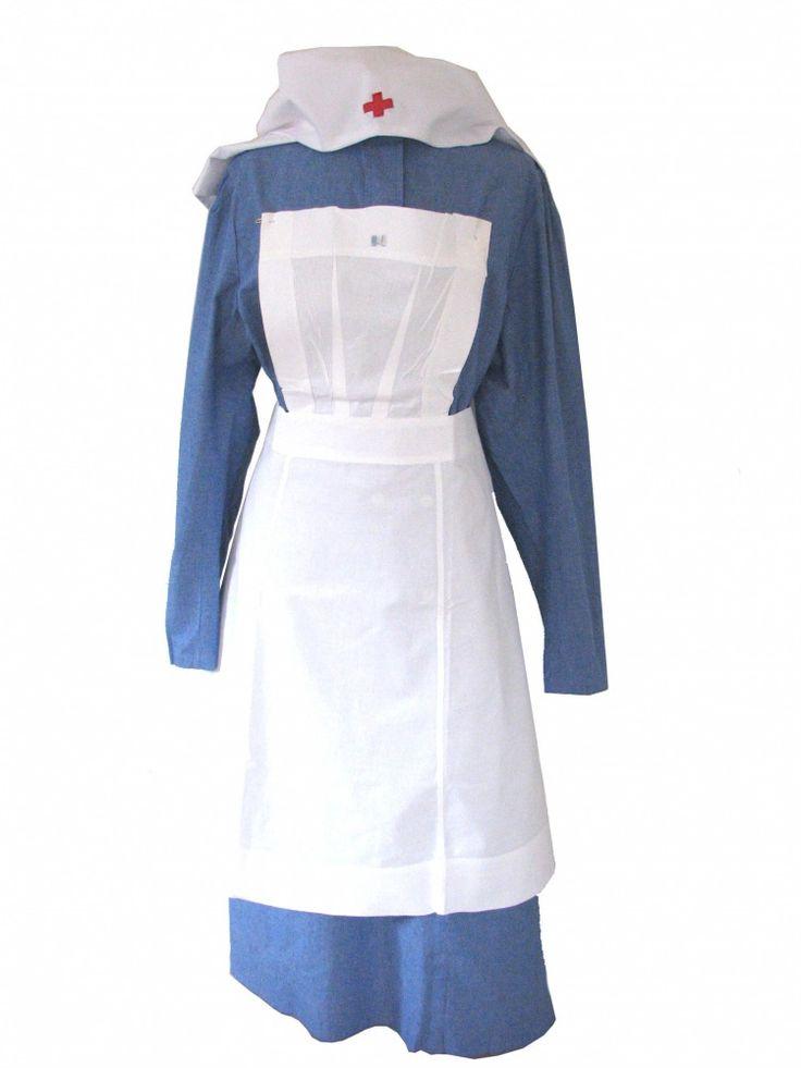 Vintage Nursing Uniform 40 S Nurse Pinterest The O