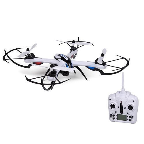 Prowler Spy Drone Quadcopter with Picture & Video Camera by World Tech Toys